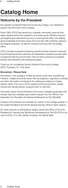 Cpcc Interior Design Certificate College Catalog Pdf Free Download
