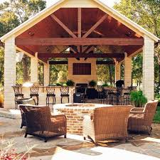 covered outdoor kitchens with fireplace. Modren With Outdoor Photos Kitchens Patios Design Ideas Pictures Remodel And  Decor  Page 96 Throughout Covered With Fireplace