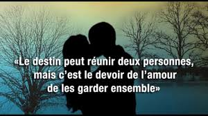 Amour A Distance Citation