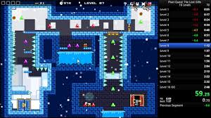 obsolete pixel quest the lost gifts 16 levels in 2 39