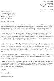 Sample Art Teacher Cover Letter Best Of Resume For Art Teachers For Art Teacher Resume Cover