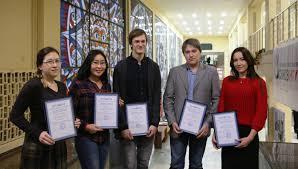 Студенты ФЕН успешно выступили на конференции Биомедицина  Целями конференции являются популяризация научной деятельности в молодежной среде а также обмен опытом и налаживание контактов для последующих совместных