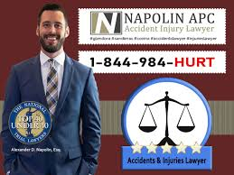 Glendora Personal Injury Lawyers | Napolin Accident Injury Lawyer