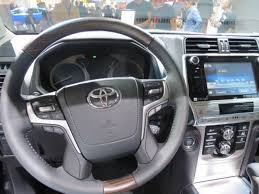 2018 toyota land cruiser. fine cruiser 2018 toyota land cruiser gets a refresh to combat the discovery on toyota land cruiser