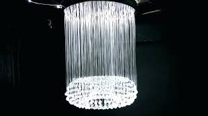 fiber optic chandelier chandeliers with remote control hotel lobby for op fiber optic chandelier
