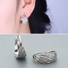 Высокосортное кольцо с отверстием, S925 чистый <b>серебристый</b> ...