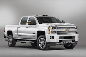 All Chevy chevy 2500 mpg : 2015 Chevrolet Silverado 2500HD High Country Review - Top Speed