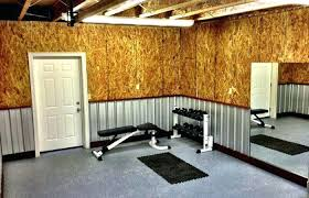 corrugated sheet metal wall covering ceiling garage for interior walls the home pillar candles