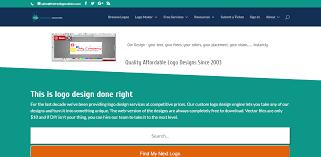 Totally Free Logo Designer Top 10 Best Free Logo Maker Websites Creative Wordpress Themes
