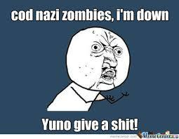 Call Of Duty Zombies by master-oignon - Meme Center via Relatably.com