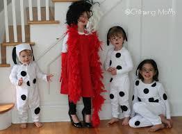 easy diy costume 101 dalmatians