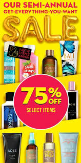 bath and body works near times square times square mall 75 off select items at bath body works 01