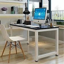 home office table desk.  Home Stylish Computer Desk Modern Laptop Study Table Workstation For Home Office  Black Partpicker Desks On