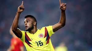 Miguel Borja Goal Colombia vs China