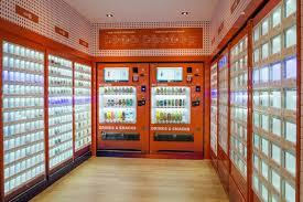 Vending Machine Restaurant Singapore Awesome ChefInBox Vending Machine Cafe In Sengkang Offers Hot Food 4848