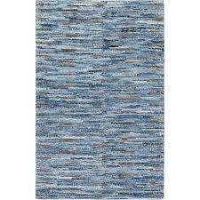 surya dug8000 576 dungaree area rug blue and blue