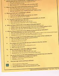 dmv test 2015.  Dmv California Dmv Driving Written Test Questions U0026 Answers DMV  Nabil Balady Old And Older To All Whom Want To Learn Drive Young  For 2015 T