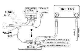 volt electric winch wiring diagram wiring diagram schematics badland winch solenoid wiring diagram nilza net