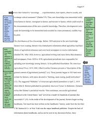 Sample Of Mla Paper Mla Sample Paper From Owl Purdue English Education English