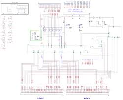 t370xw02 lg sony and samsung lcd tv t con board schematic click on the schematics to magnify