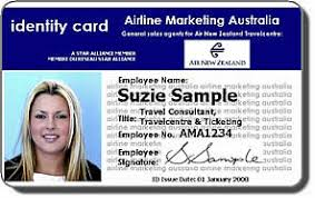 sample id cards photo id card samples