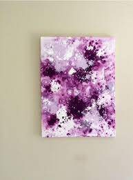 large canvas art neon painting space