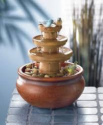 diy gardensupplieletop water fountains are their diy tabletop water fountain