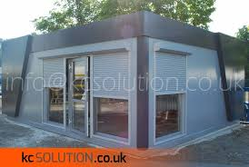 Small Picture Prefab modular office small portable cabins office KC Solution