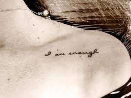 Small Picture Best 25 Small quote tattoos ideas on Pinterest Inspiring