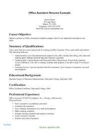 Dental Assistant Resume Examples No Experience Hygienist Cover