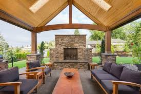 covered patio designs with fireplace. Beautiful Covered Patio Outside New Luxury Home Http://www.inspiredhomeideas.com Designs With Fireplace C