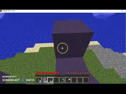 how to make a lamp out of end rods i minecraft