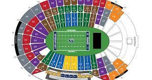 Coliseum Renovation Seating Chart Los Angeles Coliseum Renovations Seating Chart Album On Imgur