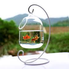 hanging gl fish tank