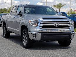 2019 Subaru Pickup Elegant New 2019 toyota Tundra Limited Crewmax In ...