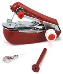 <b>Useful</b> Portable <b>Mini Sewing</b> Machines <b>Needlework Cordless</b> Hand ...