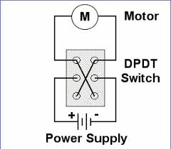 taig micro lathe lead screw split nut variable dc motor drives use this diagram to wire motor direction switching it is placed in between the controller the motor a double pole double throw dpdt switch a