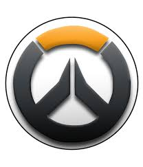 Overwatch Logo on a 2.25