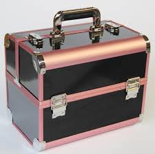 Makeup Box new arrival large make up organizer storage box,cosmetic  organizer suitcase,women