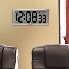 digital office wall clocks.  wall quick view  timex intellitime digital wall clock 75071t with office clocks c