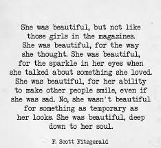 She Was Beautiful Quote F Scott Fitzgerald Book Best Of Should I Ever Have A Daughter This Will Be The First Quote I Hang