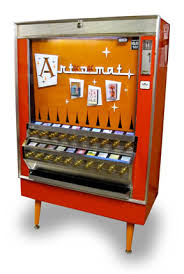 Nearest Vending Machine Mesmerizing Artomat Machines Are Retired Cigarette Vending Machines Converted