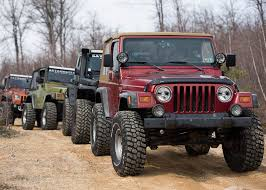 Jeep Lift Kit Tire Size Chart How To Choose A Jeep Lift Kit Mods Youll Need To Support It