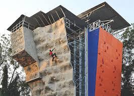 outdoor rock climbing wall shefalitayal