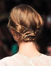 Chignon Mariée Cheveux Fins Je Veux Un Joli Chignon De