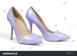 Light Purple High Heels Pair Light Purple High Heel Shoes Stock Photo Edit Now