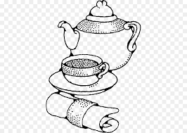 teacup and teapot drawing. Simple Teapot Teacup Teapot White Tea Clip Art  Teapot Drawing For And Drawing N