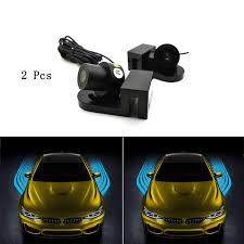 Angel Wings Light Car Amazon Com A Tswb Motorcycle Led Welcome Light Courtesy
