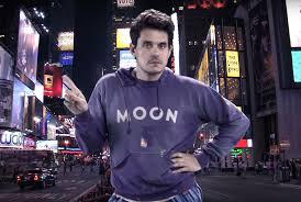 John Mayer The Light John Mayers New Light Music Video Is A Green Screen Dream
