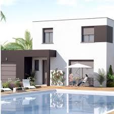 Superb Maison à étage + Garage   Toit Plat Intégral
